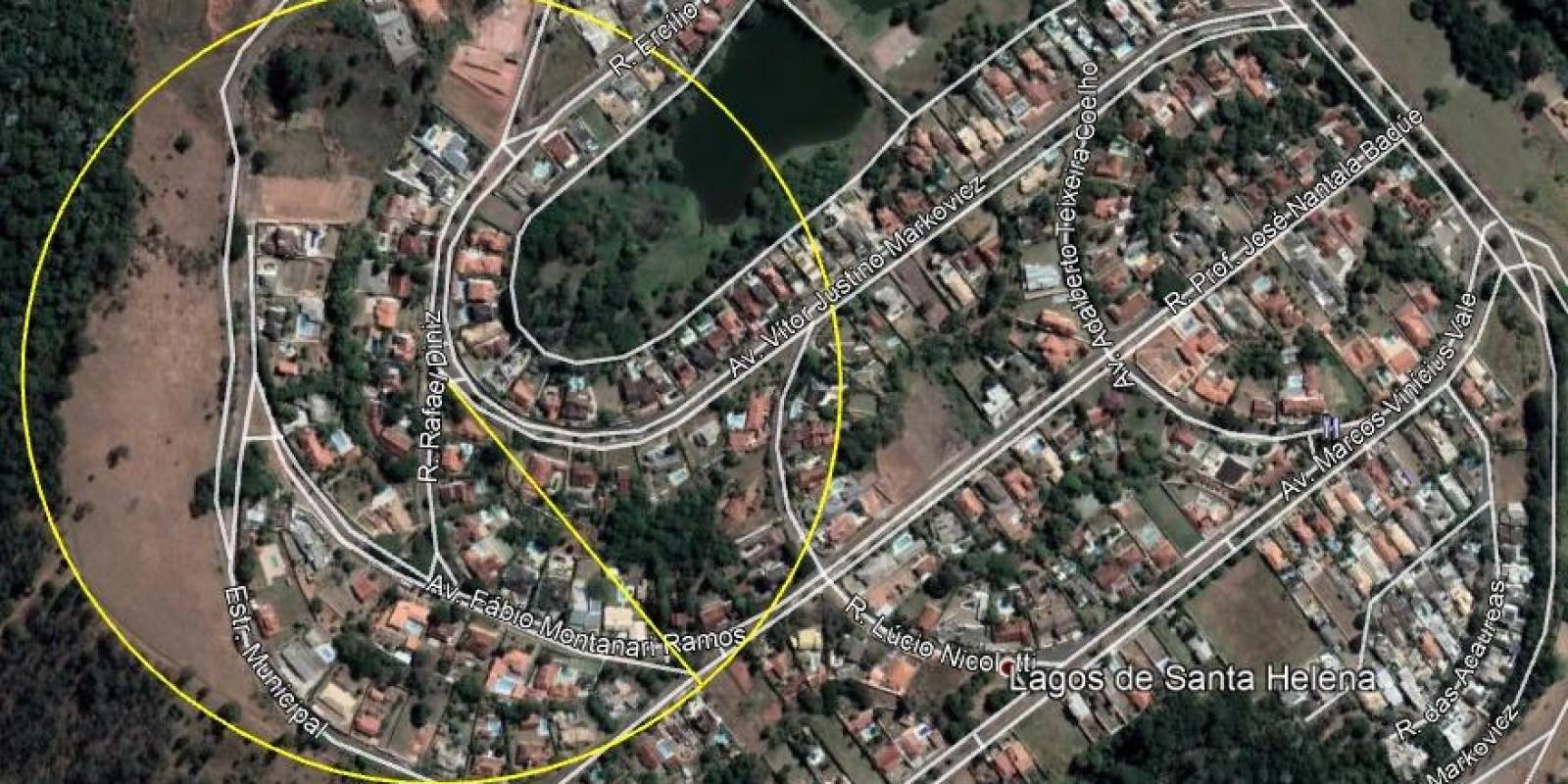 Terreno Jardim Santa Helena + de 2000 m²