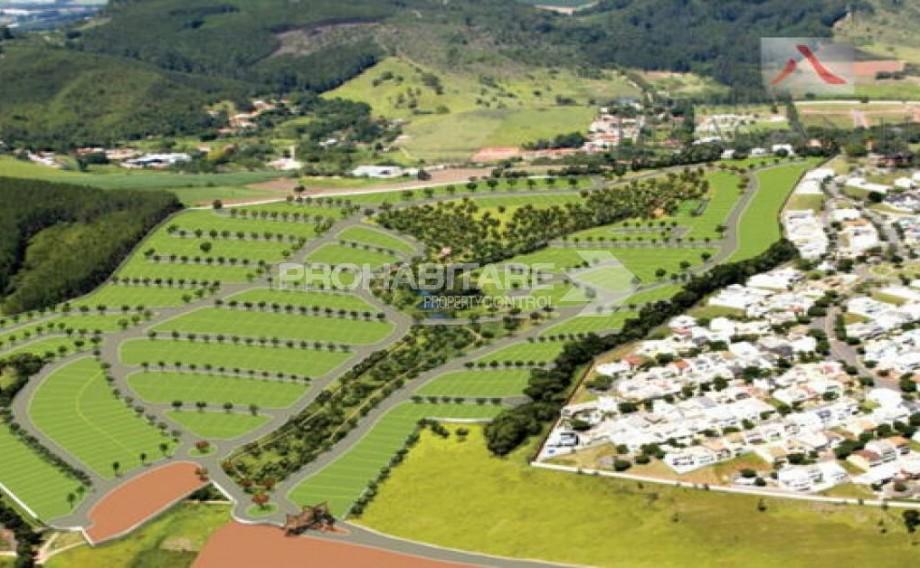 Terreno à venda, Condomínio Residence Euroville II, Bragança Paulista